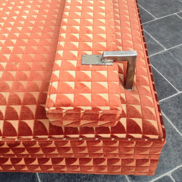 French Beautiful AR-1 Sofa by Janine Abraham and Dirk Jan Rol, 1960s For Sale