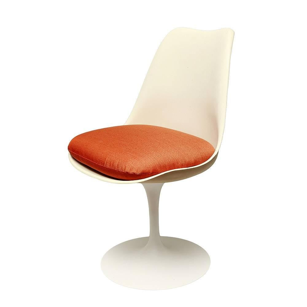 Tulip Chair By Eero Saarinen For Knoll, Mid Century Modern, 1964