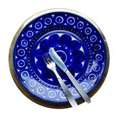 "Original Scandinavian Modern Cutlery ""Scandia"" by Kaj Franck from 1952"