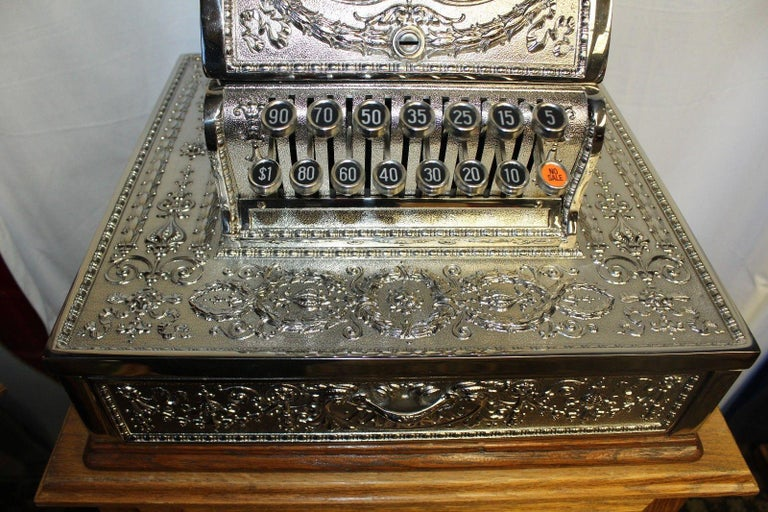 American 1909 National Cash Register Mod 321 For Sale