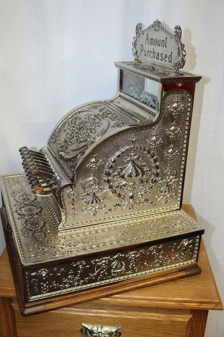 1909 National Cash Register Mod 321 For Sale 3