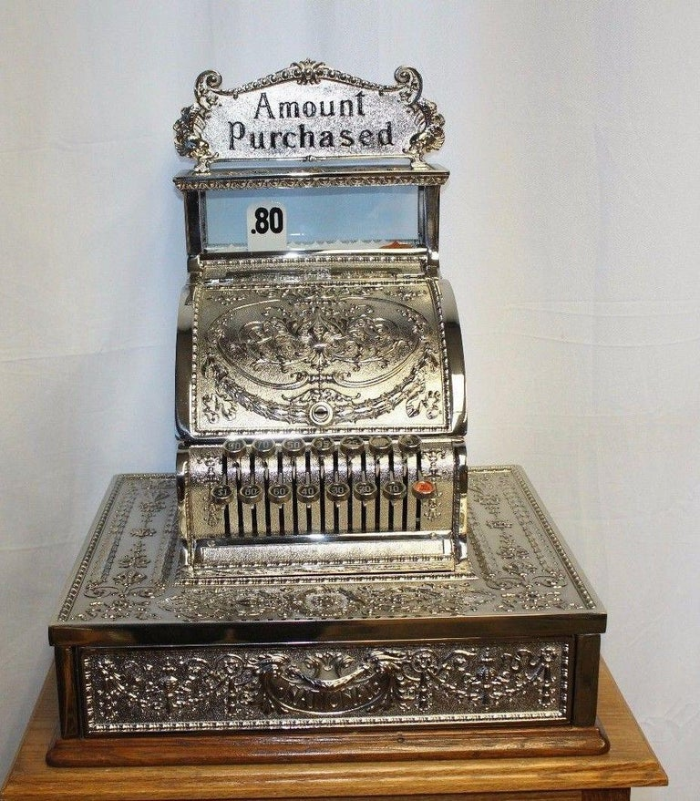 1909 National Cash Register Mod 321 For Sale 6