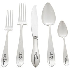 Anastasia Silverware by Julia B.