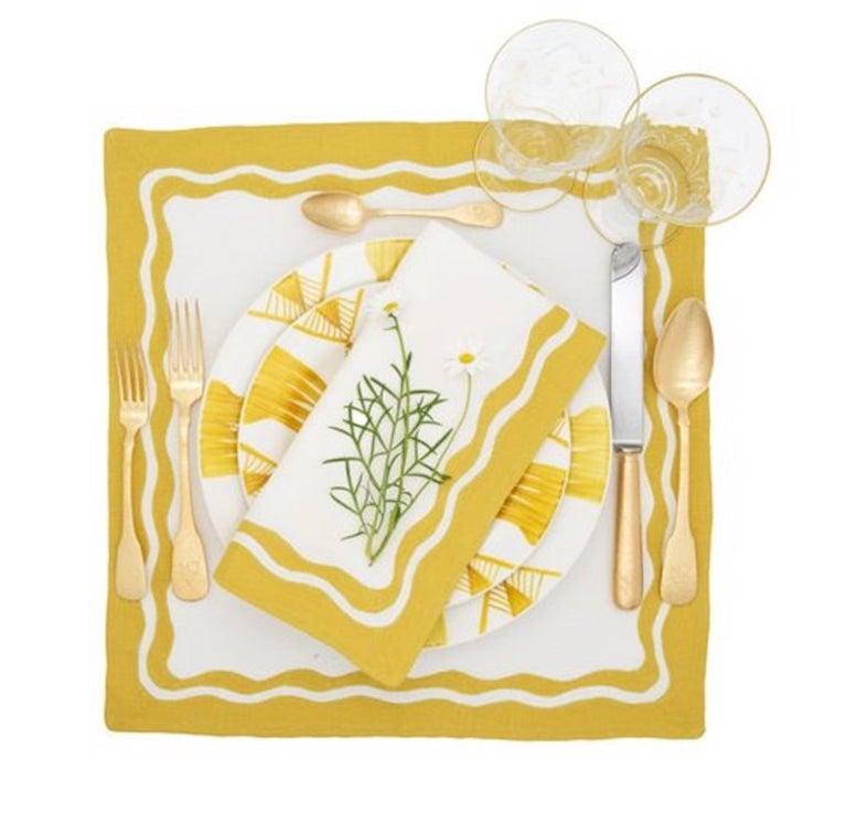 Art Deco Elisabetta Soup/Pasta Bowl by Julia B For Sale