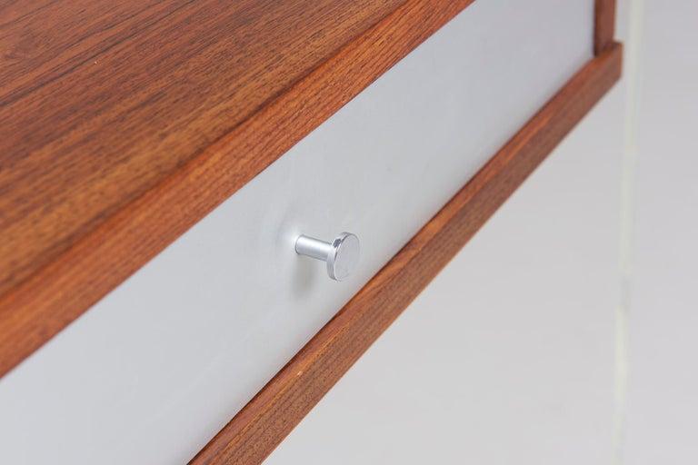 Rosewood Desk by Danish Designer Poul Nørreklit, 1970s For Sale 1
