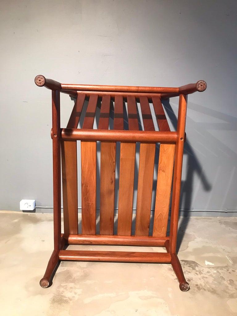 2 Vintage Teak Kai Lyngfeldt Larsen Easy Chairs Model 501 by Søborg Furniture For Sale 6