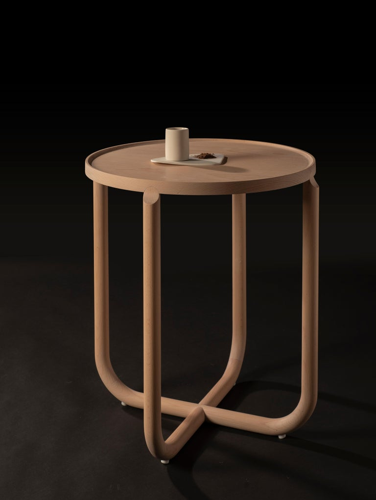 Contemporary Verso Sidetable For Sale