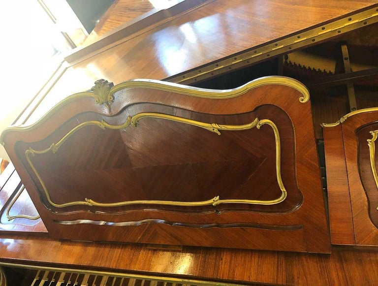 Very Fine Louis XV Style Piano by Francois Linke, Signed., Stamped by Zwiener For Sale 4