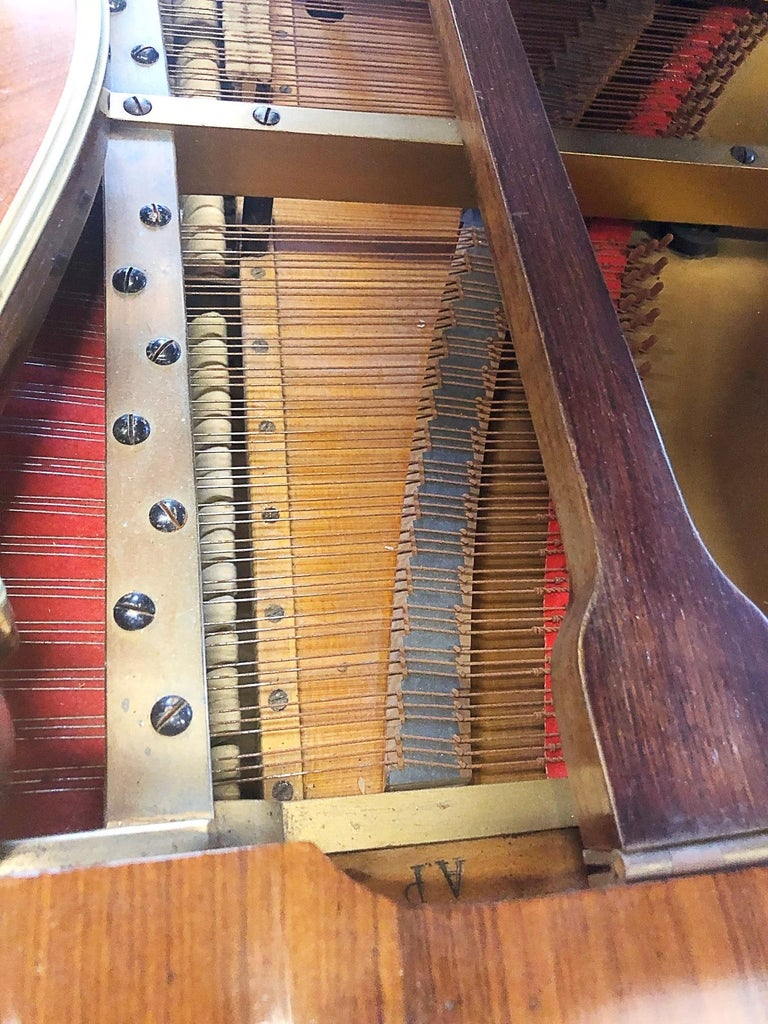 Very Fine Louis XV Style Piano by Francois Linke, Signed., Stamped by Zwiener For Sale 5