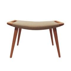 PP120 Footstool Designed by Hans J. Wegner