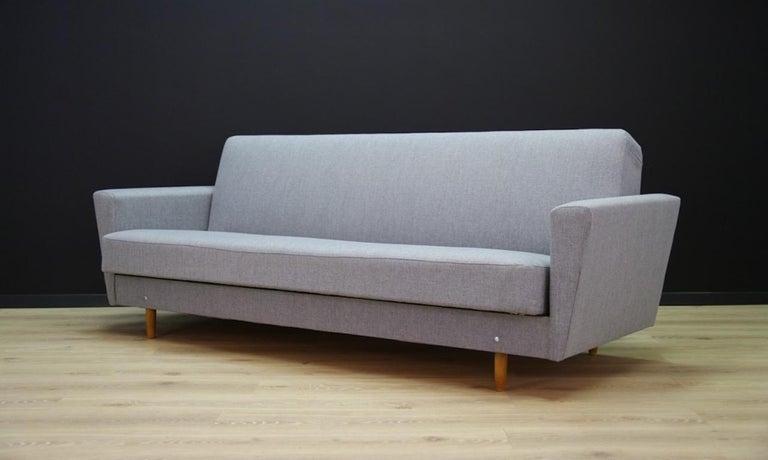Mid Century Modern Sofa Scandinavian Design 1960 1970 Vintage For