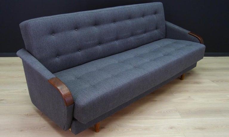 Sofa Scandinavian Design Retro Vintage In Good Condition For Okunica Zachodniopomorskie