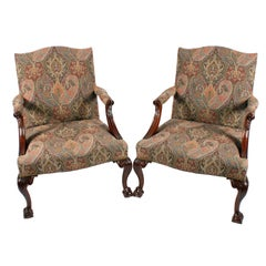 18th Century Style Gainsborough Chairs