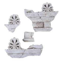 Group of 19th Century Plaster Architectural Elements