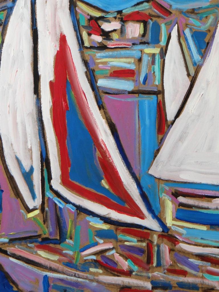 Philippe Visson Painting