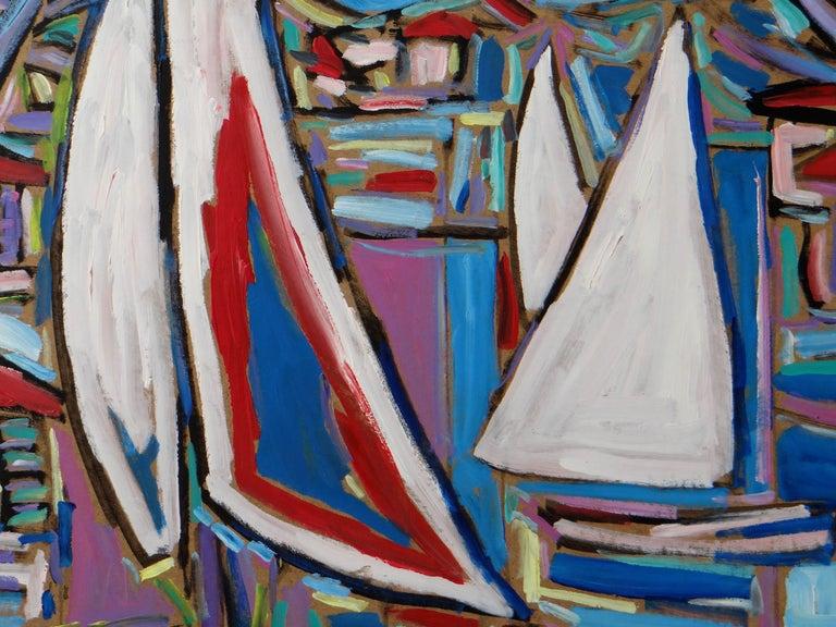 Swiss Philippe Visson Painting