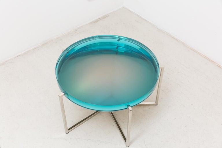 English McCollin Bryan Lens Table For Sale