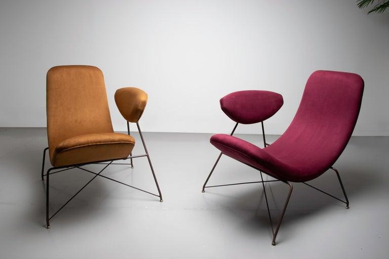Reversible by Martin Eisler, Modern Brazilian, Design 1955 For Sale 3