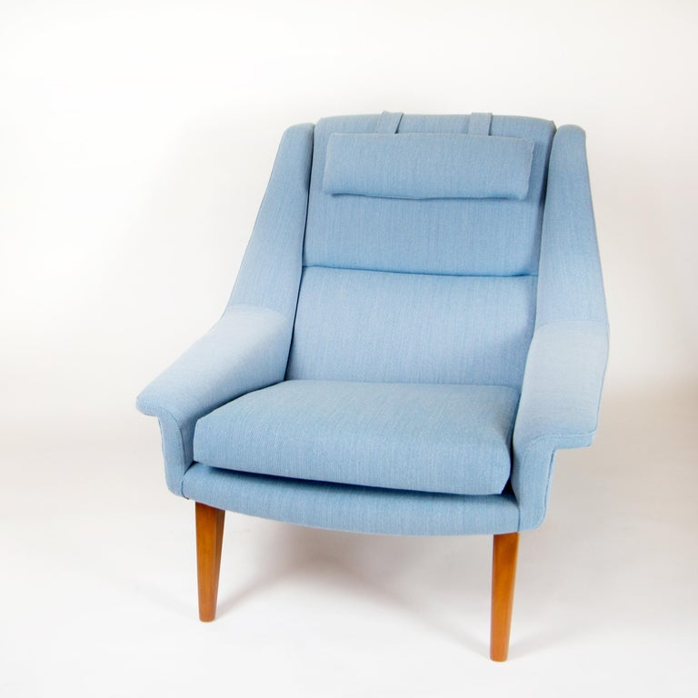 Mid-20th Century Model 4410 Sonet Lounge Chair by Folke Ohlsson for Fritz Hansen For Sale
