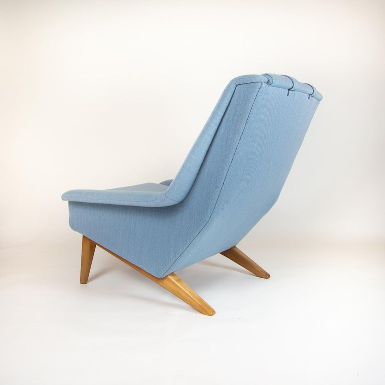 Model 4410 Sonet Lounge Chair by Folke Ohlsson for Fritz Hansen For Sale 7