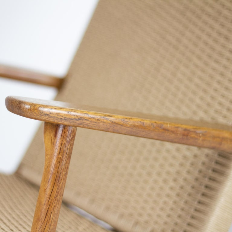 CH25 Lounge Chair by Hans J. Wegner For Sale 3