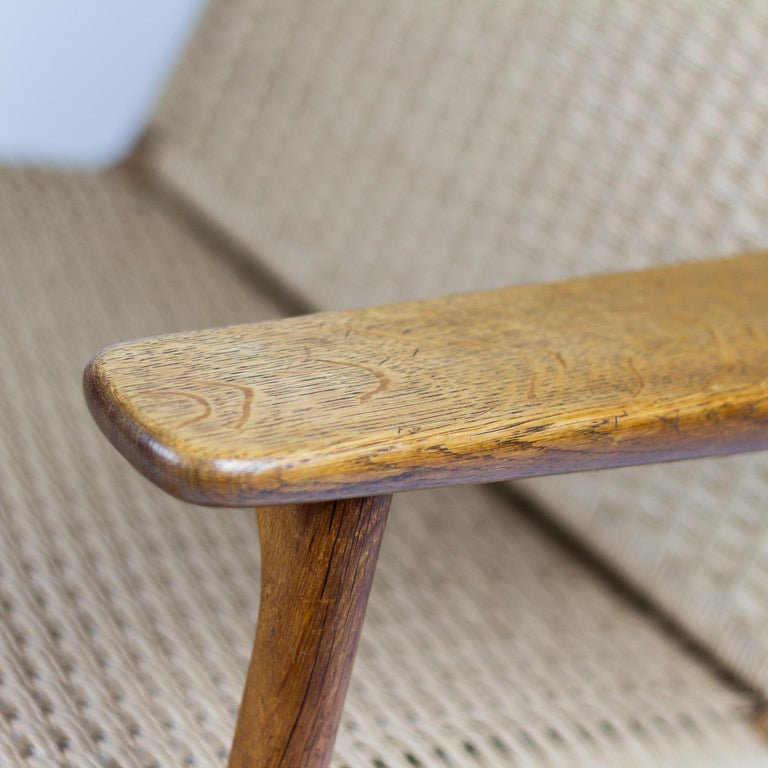 CH25 Lounge Chair by Hans J. Wegner For Sale 5