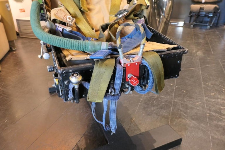 American Authentic Aircraft Martin Baker Ejection Seat MK5 For Sale