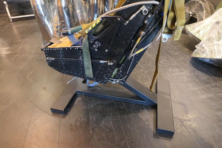 Authentic Aircraft Martin Baker Ejection Seat MK5 For Sale 3