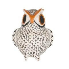 Acoma Owl Pottery