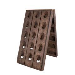 French Riddling Rack