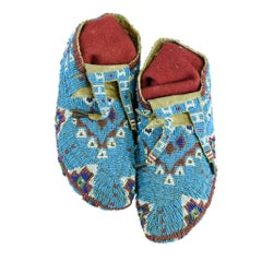 Sioux Dragonfly Moccasins