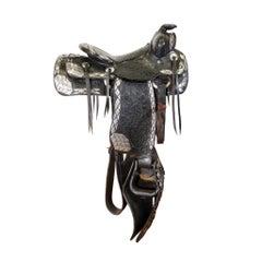 M.L. Leady Saddle
