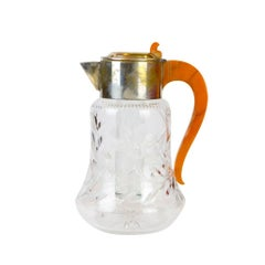 Carafe 'Cold Duck' with Bakelite Handle, Germany, circa 1930