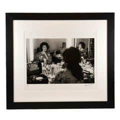 Terry O' Neill Photograph of Elizabeth Taylor in Black and White, Edition 2/50