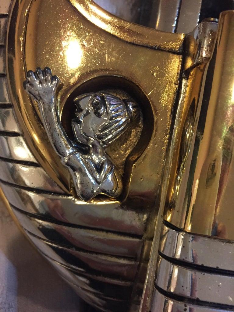 Contemporary Art Bronze Sculpture Frank Meisler Noah's Ark For Sale 4
