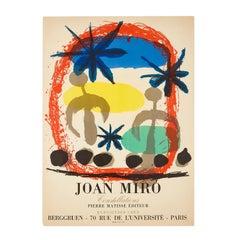 Joan Miró, Constellations, Berggruen, 1959