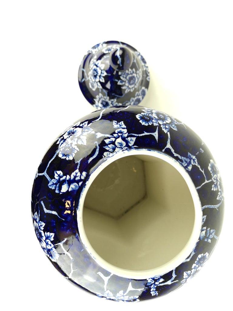 Art Nouveau Large Vase Nang King Rörstrand Sweden For Sale 2