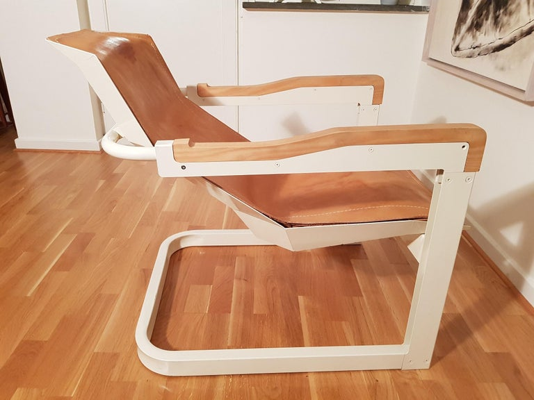 This fantastic piece if furniture is 1 of 3 ever made (to our knowledge). The design and name Atlantic Hellride came to be after a flight that Mats Theselius had in 2005. A limited edition of 360 chairs was initially planned but only 3 pieces were
