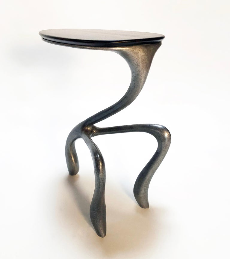 American Goosegūß  Side Table by Jordan Mozer for East, circa 2004  For Sale
