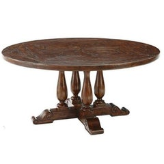 Theodore Alexander Dining Centre Table, 17th Century Style