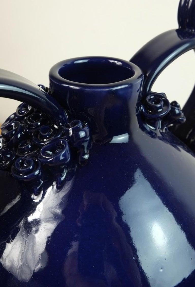 Italian Tunda, a Reinterpretation of the Sardinian Nuptial Vase by Valentina Cameranesi For Sale
