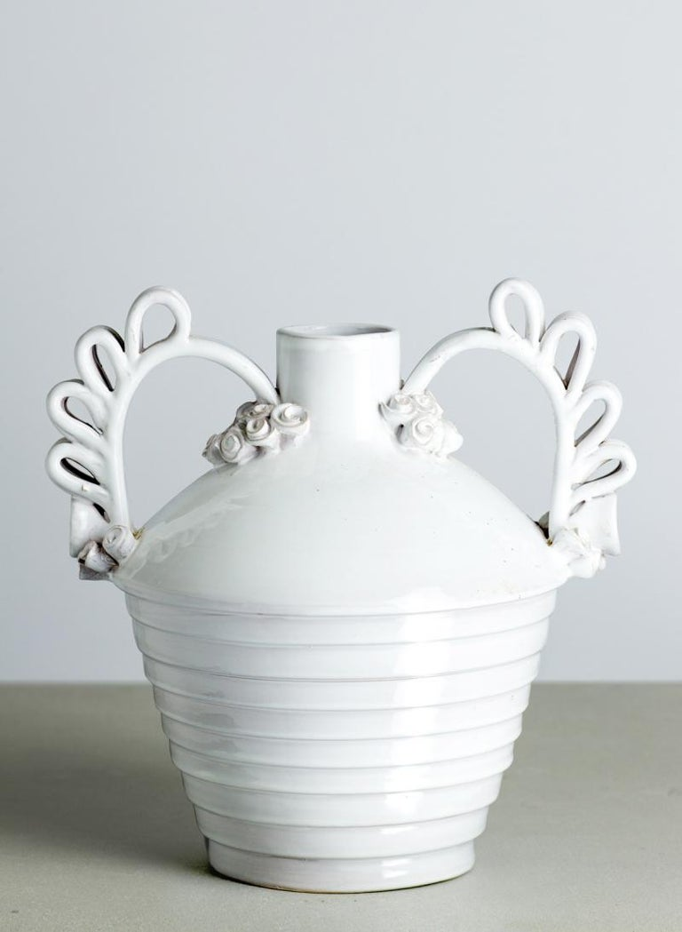 Contemporary Tunda, a Reinterpretation of the Sardinian Nuptial Vase by Valentina Cameranesi For Sale