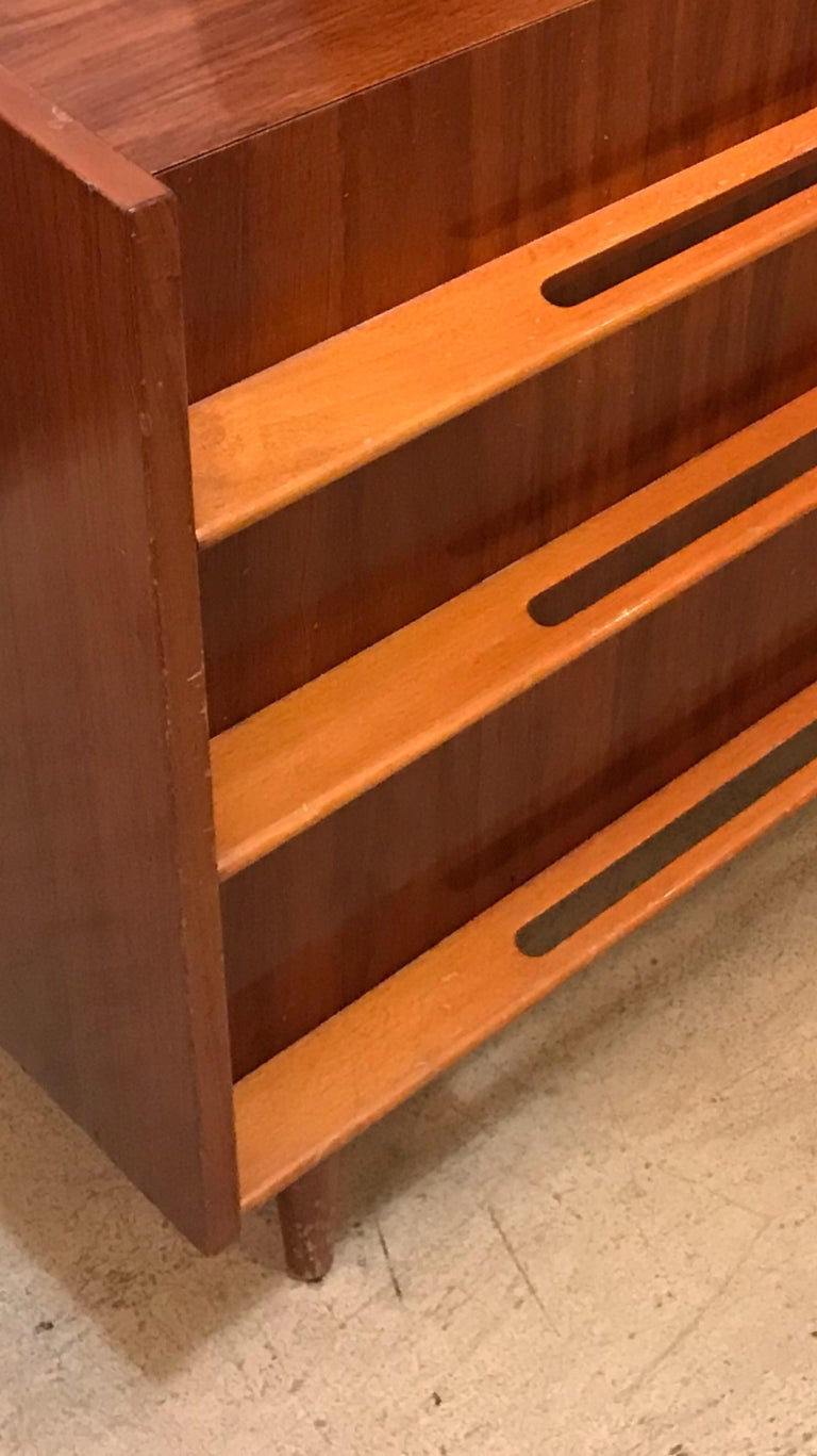 Mid-Century Modern 6-drawer dresser designed by Edmond Spence