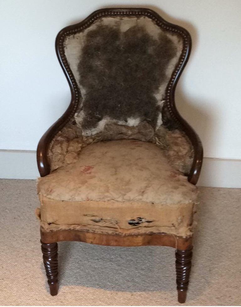 19th Century Regency Armchair For Sale 2
