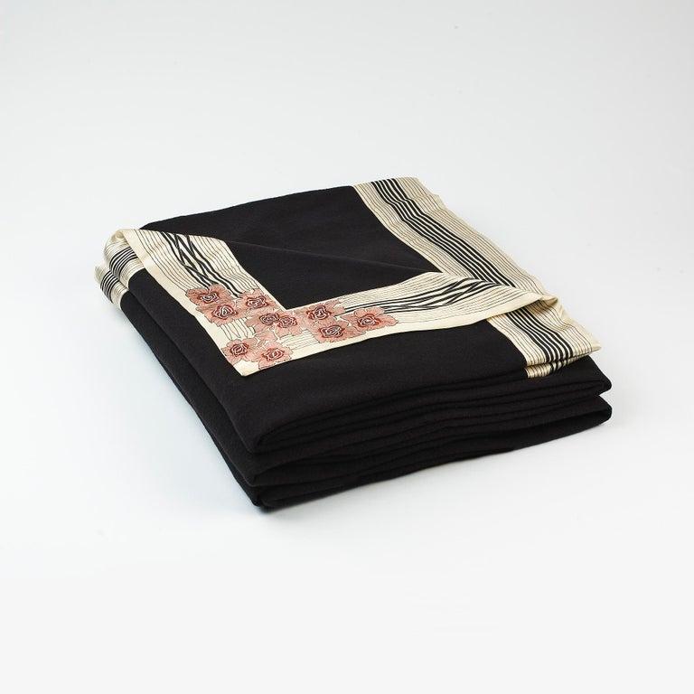 Contemporary Luxury Cashmere Blanket