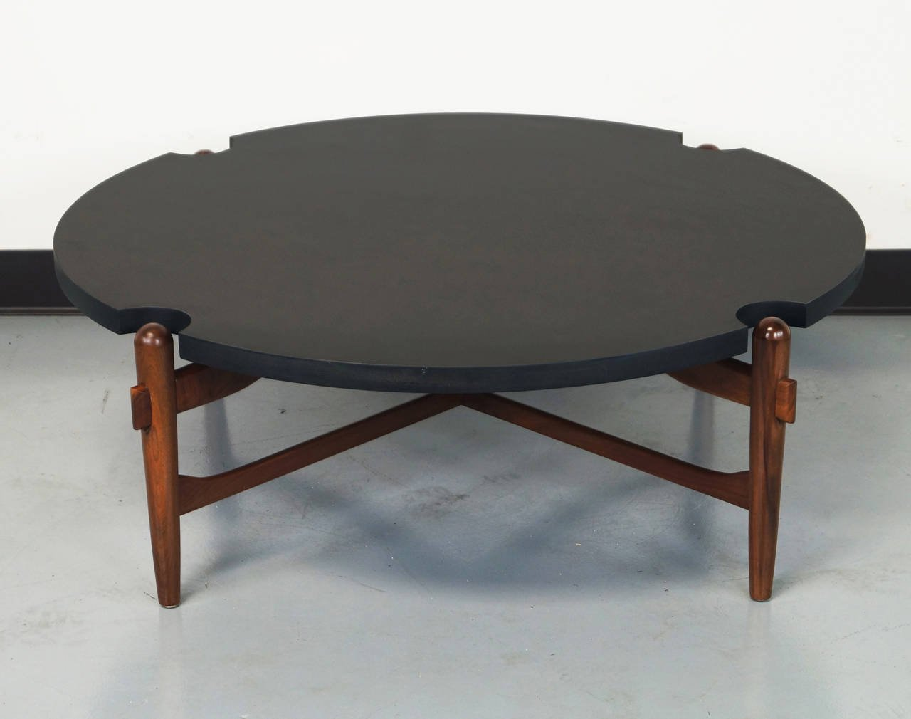 Swell Midcentury Coffee Table Attributed To Greta Grossman Gmtry Best Dining Table And Chair Ideas Images Gmtryco