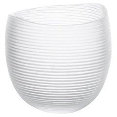 21st Century Federico Peri Large Vase Murano Glass Various Colors