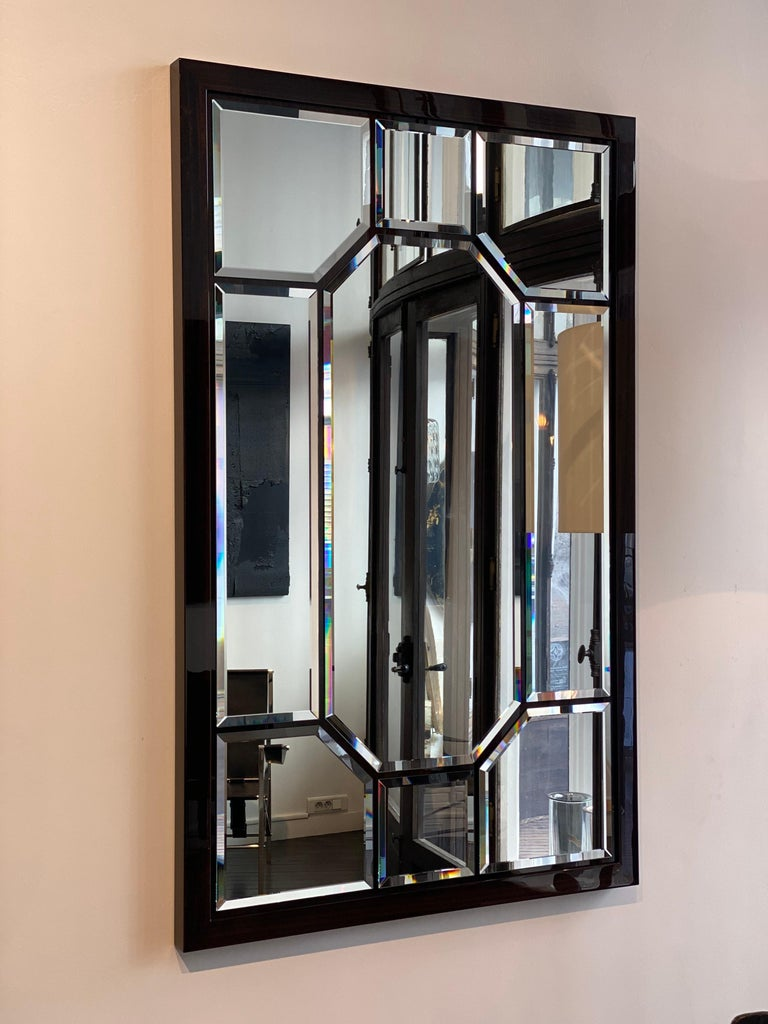 Atelier Linné Esprit Mirror in Eucalyptus In New Condition For Sale In Paris, FR