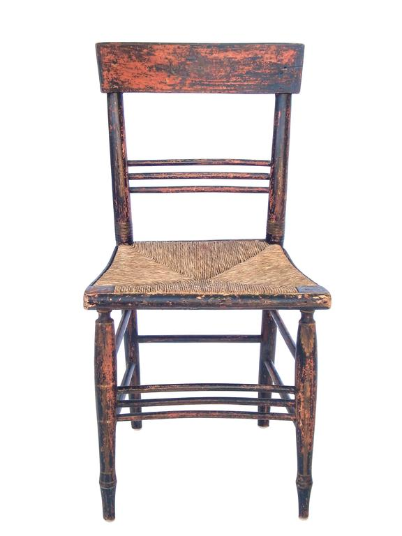 18th Century New England Dining Chairs For Sale At 1stdibs