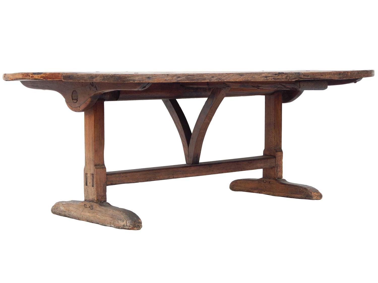 coffee table height wine tasting table at 1stdibs